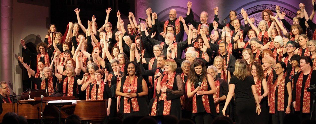 City Soul Choir – Winter/Spring 2021